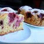 Ciasto z truskawkami -...