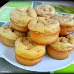 Muffiny z bananem i...