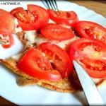 Owsiany omlet z...