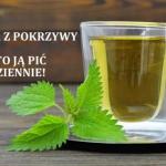 Herbatka z pokrzywy-warto...