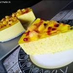 Sernik mango z jogurtów