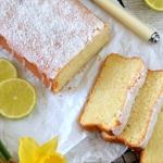 Ciasto kokosowo - limonko...