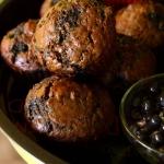 Czekoladowe muffiny z owo...