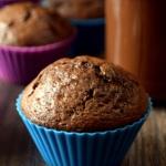 Muffiny z Nutella