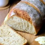 Pszenny chleb z ziemniaka...