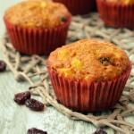 Muffiny marchewkowe z jab...