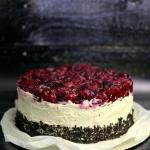 Tort czekoladowo-makowy...