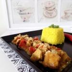 Pikantny kurczak curry w ...