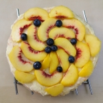 Tort brzoskwiniowy (bez m...
