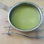 Zupka z fasolka i selerem...