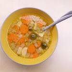 Zupa jarzynowa z brokulem...