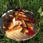 Owocowe tosty