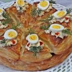 Wielkanocny torcik chrzan...