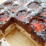 Ciasto   Czerwone oczka