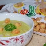 Zupa Krem z Pora i...