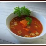 Zupa Pomidorowa na Bazie...