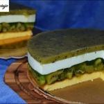Delikatne Ciasto z Kiwi