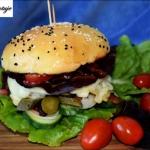 Domowe Burgery z Mięsem...