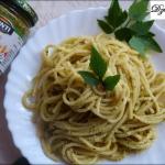 Spaghetti z Pesto...