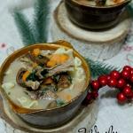 Wigilijna zupa grzybowa z...