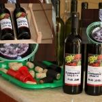 Wino Domowe z Aronii...