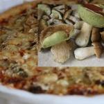 Pizza z Borowikami prosty...