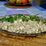 Sałatka z makreli...