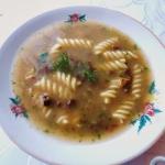 Zupa grzybowa z suszu po...