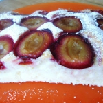 Ciasto ze śliwkami,...
