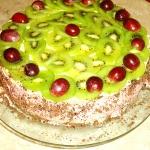 Tort owocowy bez masy luk...