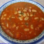 Zupa z fasola Jas prosty ...
