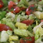 Najlepsza prosta salatka ...