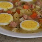 Zupa chrzanowa najlepsza...