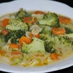 Zupa brokułowa idealna...