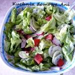 Sałata z warzywami II