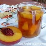 Herbata brzoskwiniowa