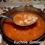 Najlepsza zupa...