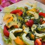 Lekka salatka z awokado