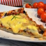 Pizza z tunczykiem i piec...