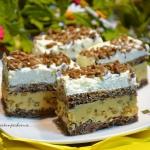 Slonecznikowiec - ciasto ...