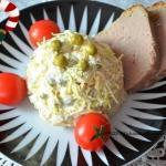 Salatka z pora