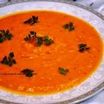 Zupa kremowy misz masz