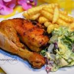 Kurczak pieczony w piekar...