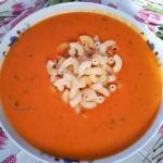 Zupa pomidorowa ze...