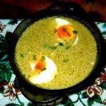 Blyskawiczna zupa szczawi...