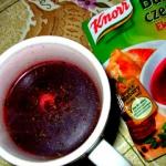 Barszcz Czerwony Knorr - ...