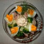 Salatka makaronowa z kala...