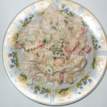 Salatka z kalafiorem