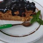 Ciasto dyniowe z polewa c...
