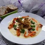 Biala zupa krem (Pietrusz...